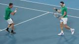 България поднесе сензацията, побеждавайки Великобритания след страхотна игра на Лазаров на двойки