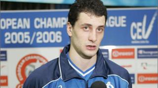 Казийски шампион на Русия по волейбол