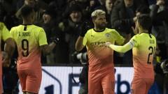 Серхио Агуеро влезе в историята на Манчестър Сити