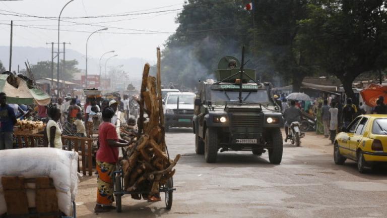 50 убити и 35 ранени при сблъсъци в Централнофриканската република