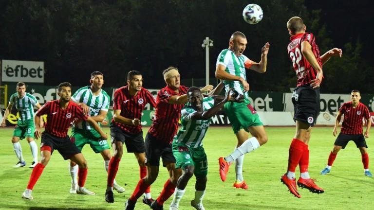 Берое пoбедиЛокомотив (София) с 1:0 на старта на сезона в