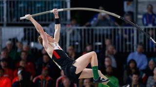 Канадският лекоатлет Шонъси Барбър обяви, че е хомосексуалист
