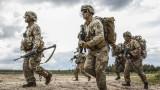САЩ изграждат нова военна база на границата между Ирак и Сирия