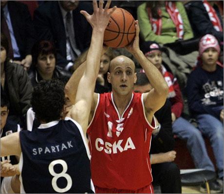 ЦСКА поведе на Балкан в плейофите