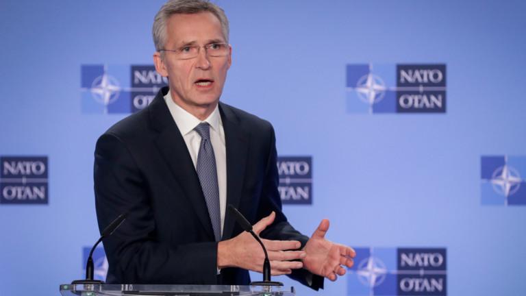 Столтенберг: Всички в НАТО са зад САЩ, Иран да се въздържа от провокации