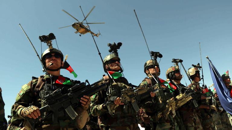 Афганистан избира президент