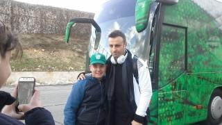 Димитър Бербатов замина за Турция с Берое