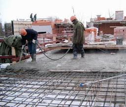 Спряха 2 строежа след проверка на Инспекцията по труда