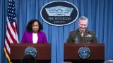 Пентагона: Срещу Сирия са изстреляни 105 ракети