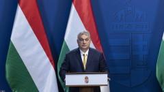 Орбан се прицелва в консервативна противотежест на движението на Макрон