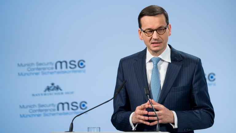Израел бесен на премиера на Полша за изказване за Холокоста