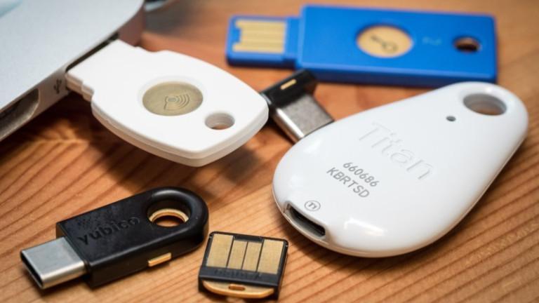 Независимо колко дълга и сложна буквено-цифрова комбинация използвате за паролите
