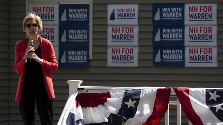 Десетима от кандидатите от Демократическата партия за президент на САЩ