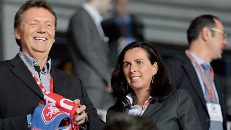 Вицепрезидентът на чешката футболна асоциация Роман Бербър е заподозрян в