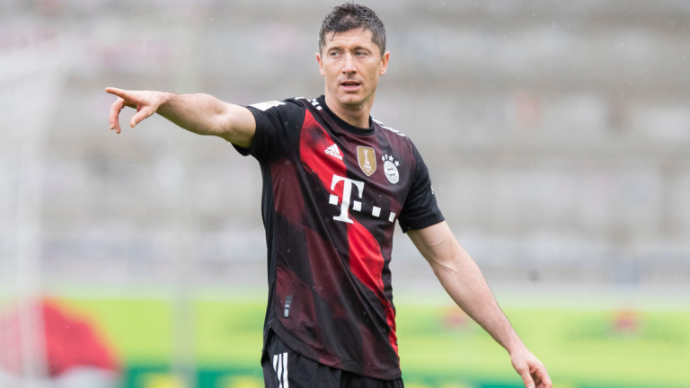 Байерн (Мюнхен) постигна изнендващо равенство в мач от 33-ия кръг