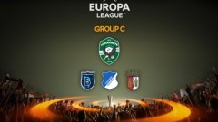 Швед, занимаващ се с реклама, свири на Лудогорец в Лига Европа