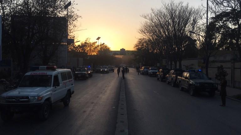 Атентаторът от Кабул е 13-годишно детет