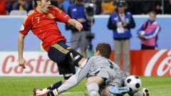 Ван Перси - вторият холандец с 2 гола