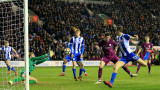 Уигън загуби обжалването на наказанието от 12 точки и ще играе в Лига 1