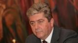 Първанов съветва да има диалог от двете страни на барикадата