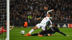 """""""Уембли"""" уплаши Реал (Мадрид)! Тотнъм сгази """"кралете"""" на Зидан! (ВИДЕО)"""