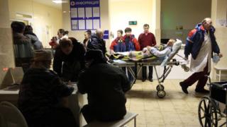 Руските власти обезщетяват пострадалите при атентата