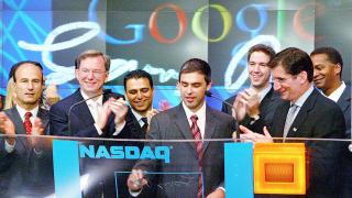 Колко щяхте да спечелите, ако бяхте купили акции на Google, Amazon и Apple при дебюта...