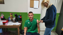 Футболистите на Ботев (Враца) се ваксинираха срещу COVID-19