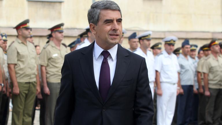 ЕС и НАТО – фундаментът на демокрацията ни, убеден Плевнелиев
