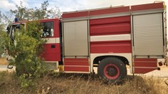 Баба загина при пожар в дома си в пловдивско село