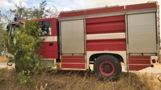 Нов пожар в Хасковско