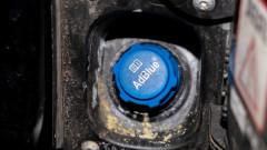 Недостиг на AdBlue заплашва да остави камионите по паркингите