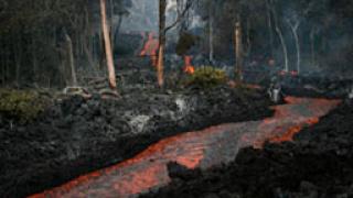 Вулкан предизвика евакуация в Еквадор