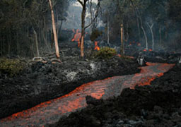 Вулкан изригна в Конго