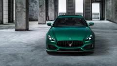 Maserati представи новата върхова версия на Quattroporte с 580 к.с.
