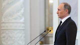Путин: Русия е подготвена да отговори на всеки агресор, както СССР на фашизма