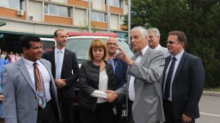 Няма нужда от засилени мерки за сигурност в София, уверява Фандъкова