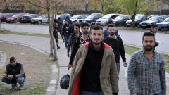 1 100 мигранти потърсили убежище в България от началото на 2018 г.