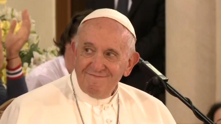 Папа Франциск благослови 250 деца в Раковски, Пехотата отсрами отново българската армия