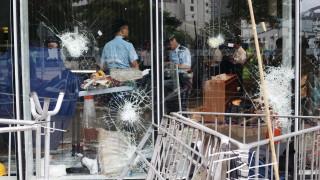 """Китай скастри протестите в Хонконг като """"напълно неприемливи"""""""