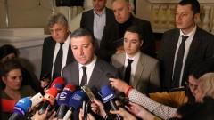 БСП и ДПС преброиха подкрепата за кабинета Борисов