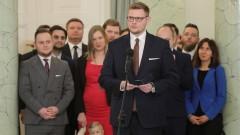 15 полски министри са под карантина
