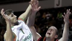 Наш баскетболист с потресаващ външен вид (СНИМКИ)