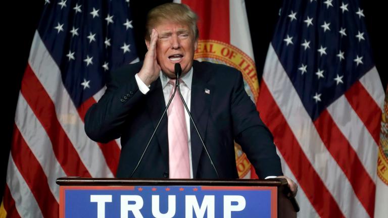 Президентът на САЩ Доналд Тръмп съобщи, че след два дни