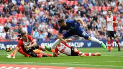 Челси с очаквана победа срещу Саутхемптън, мечтаният финал за ФА Къп е факт!