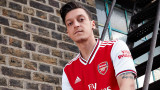 Арсенал, adidas и какво е специалното на новите екипи на отбора