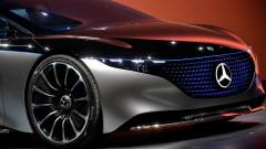 Mercedes показа електрическата си S-класа