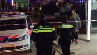 """Заловиха кола-бомба до летище """"Схипхол"""" в Амстердам"""