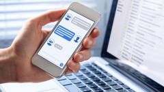 Съобщенията по телефона се оказват един от най-големите източници на стрес