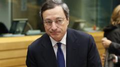 Драги потвърди, че ЕЦБ е готова на допълнителни мерки, ако е необходимо